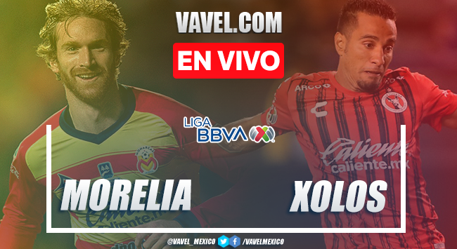 Goles y resumen: Monarcas Morelia 1-1 Xolos Tijuana en Liga MX 2020