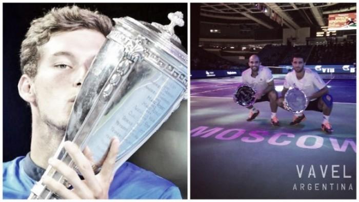 ATP 250 Moscú: Los campeones