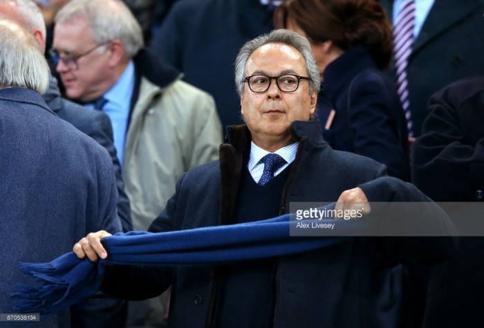 Everton are 'close' to appointing a new boss, Farhad Moshiri tells Talksport