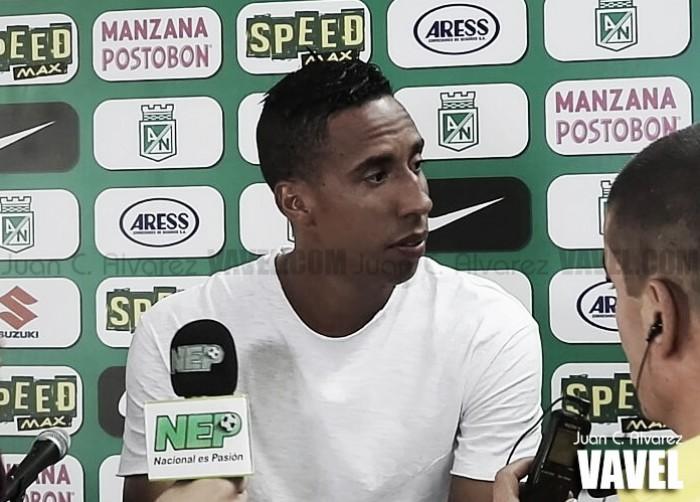 "Jhon Edison Mosquera: ""Aquí no vamos a esperar a que Jaguares coja confianza"""