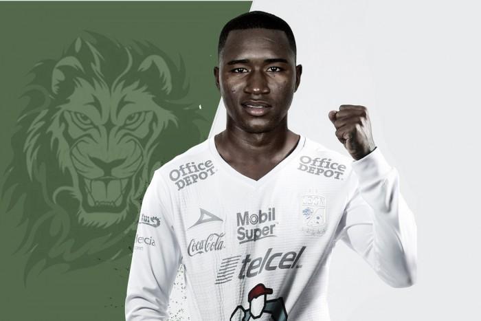 Conociendo a: Andrés Mosquera, un nuevo 'Guardia' para el León