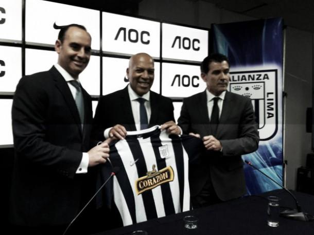 """Roberto Mosquera: """"Estoy feliz de llegar a un club como Alianza Lima"""""""
