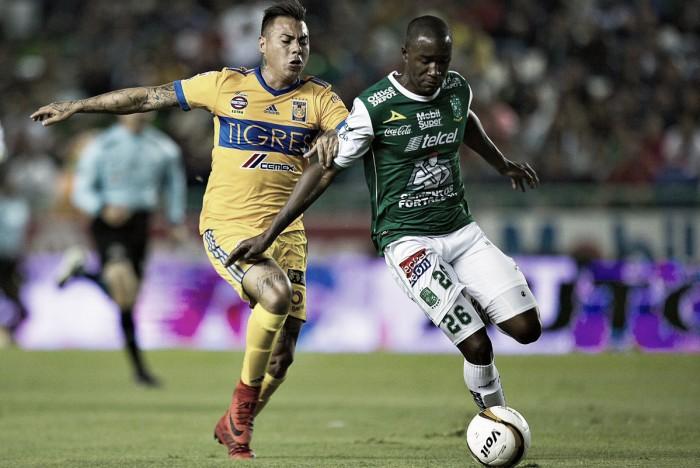 León y Tigres tienen tenso empate en la ida
