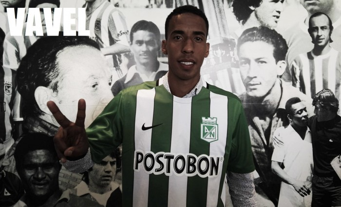 """Jhon Edison Mosquera: """"Tengo que seguir trabajando, los goles llegarán"""""""