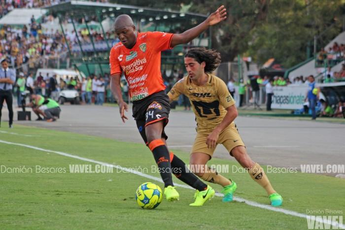 Fotos e imágenes del Chiapas 0-3 Pumas de la doceava jornada de la Liga MX Clausura 2017