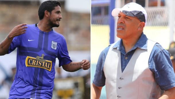 Roberto Mosquera reafirmó a Reimond Manco como estrella de Alianza Lima