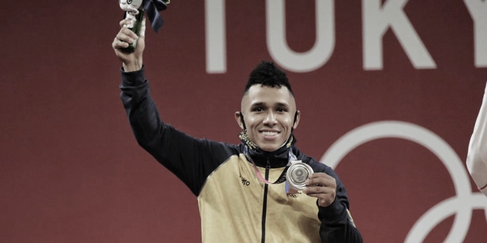 ¡Espectacular! Luis Javier Mosquera gana medalla de plata en los Juegos Olímpicos