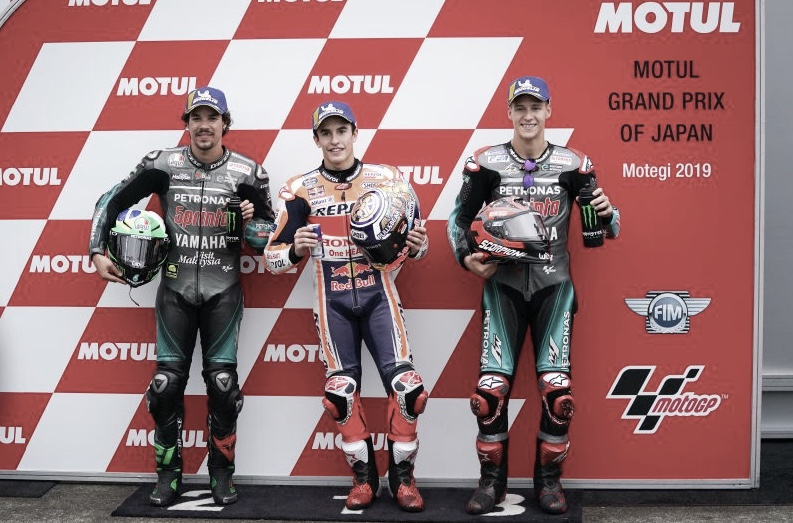 Q1 y Q2 Gran Premio de Japón: Primera pole de Márquez en Motegi
