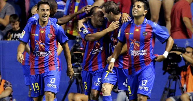Deportivo La Coruna vs Levante