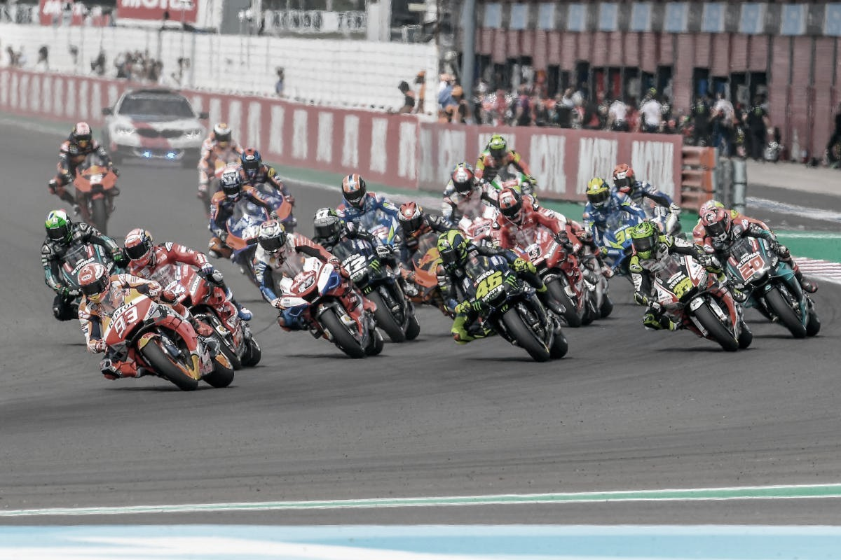 Motociclismo: MotoGP esta de vuelta