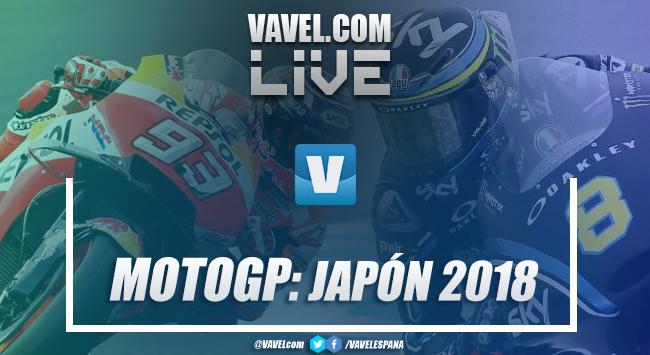 Resumen de la Carrera de MotoGP del GP de Japón 2018