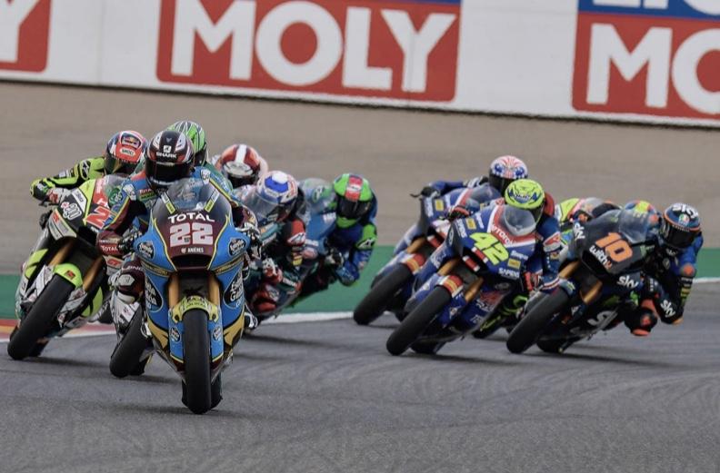 La firma Vavel Moto2 GP Teruel: el Campeonato más apretado