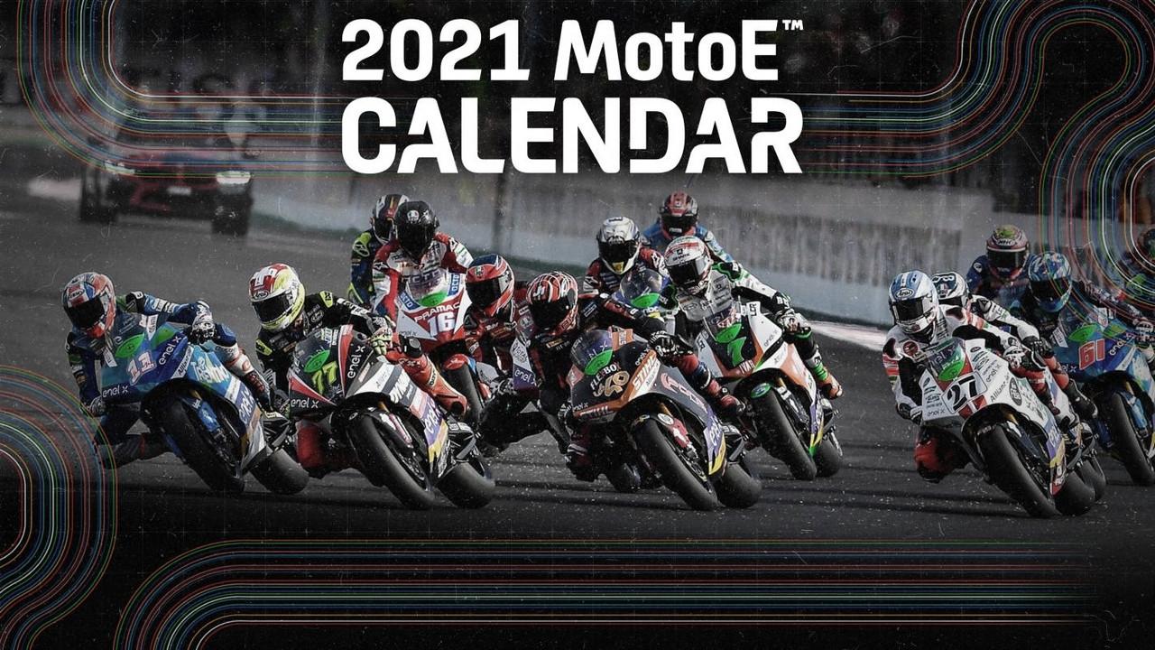 Calendario provisional de MotoE