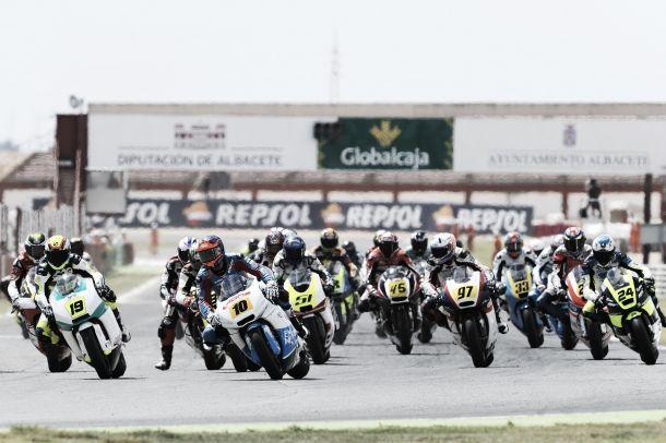 Las Kalex dominan la categoría de Moto2