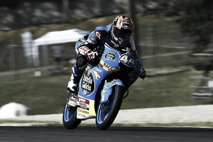 Montmelò, Moto3 - Nelle libere si conferma Canet