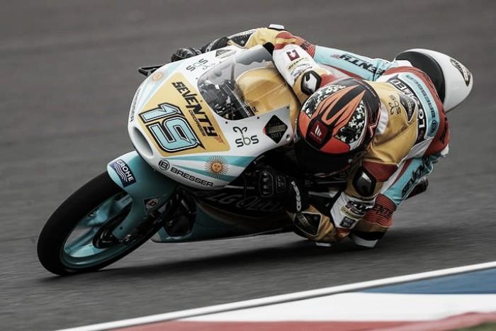 Moto3, Austria: Rodrigo beffa Mir, è sua la pole