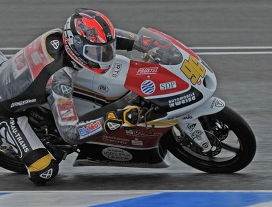 Le Mans: Vince Rossi, Fenati out