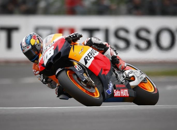 Le Mans: Pole a Pedrosa, Rossi 7°
