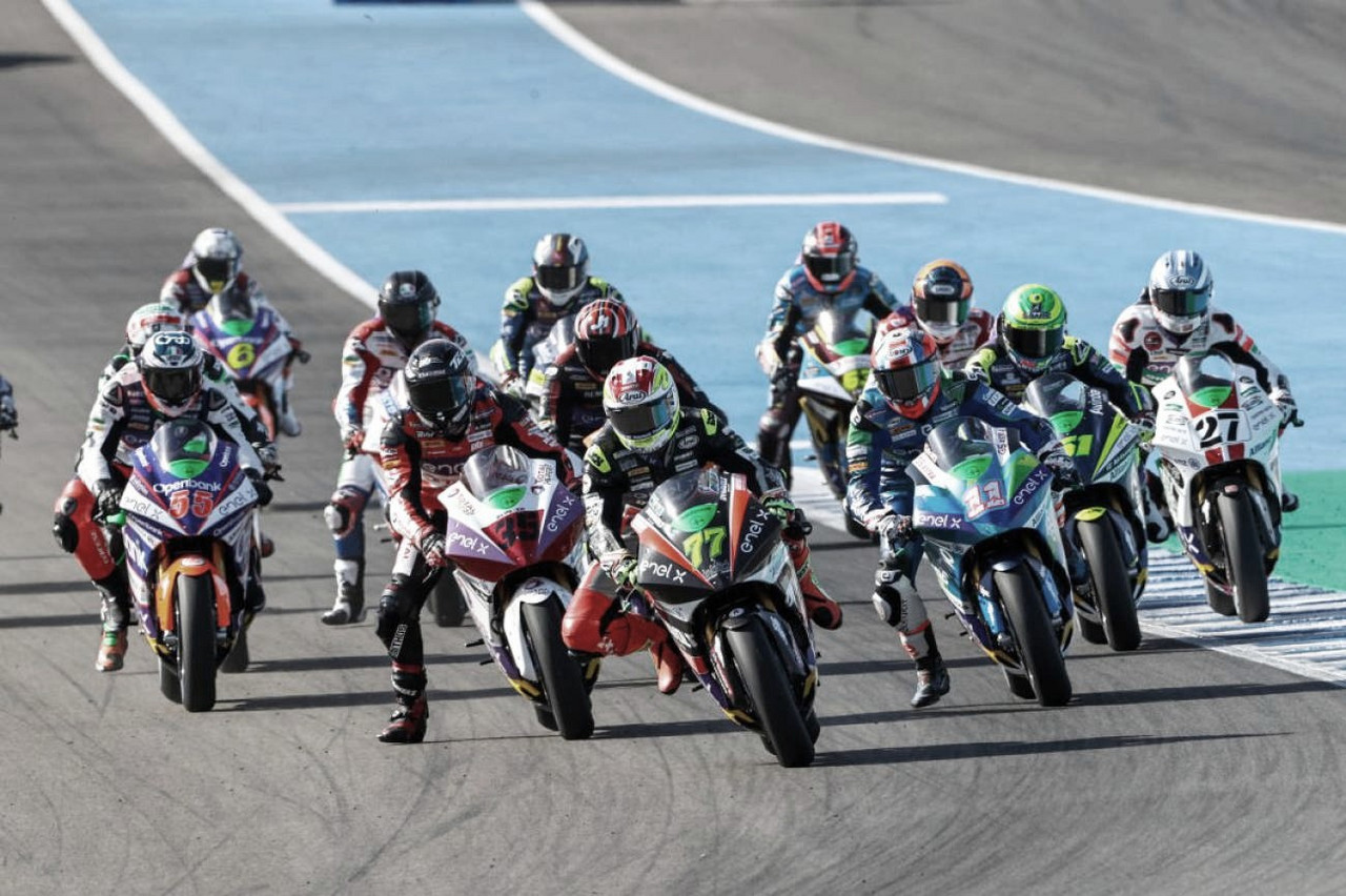 MotoE 2021 arranca motores en Jerez