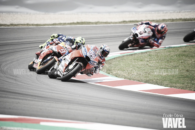 Resumen de la Carrera de MotoGP del Gran Premio de Australia 2018