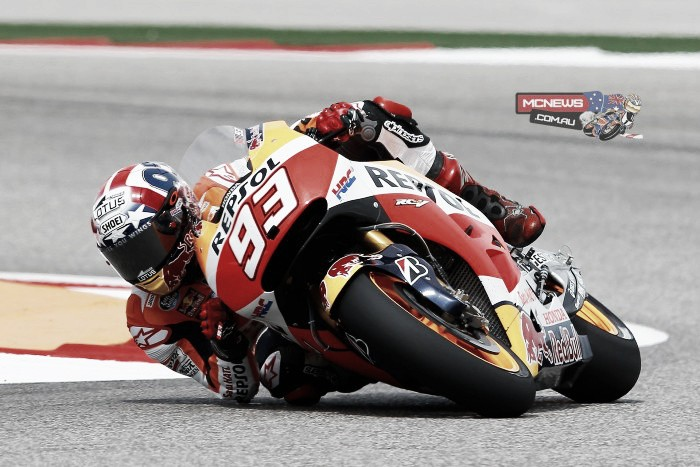 Marquez on a mission in Austin, Texas