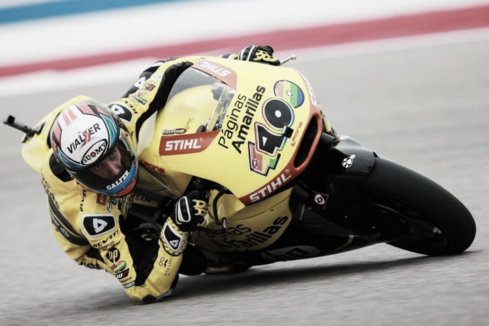Moto2 circuit records smashed as Rins fastest after FP1 and FP2 at COTA