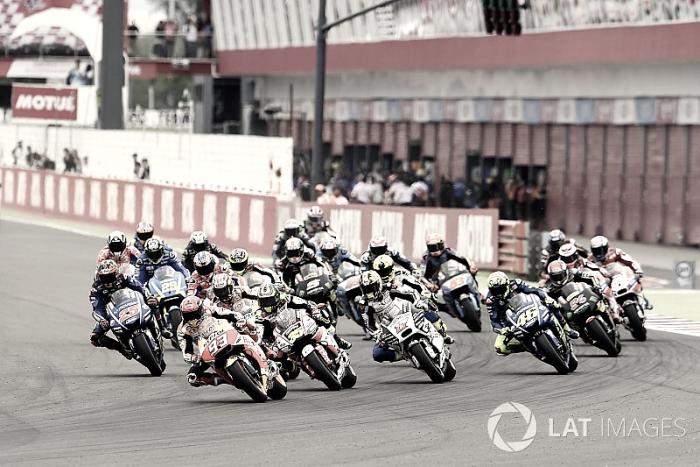 10 nacionalidades entre 24 pilotos de MotoGP