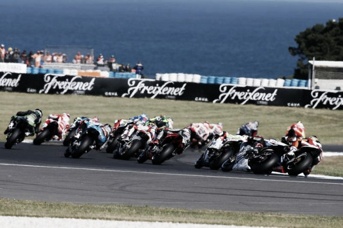 MotoGP - Tutti a Phillip Island