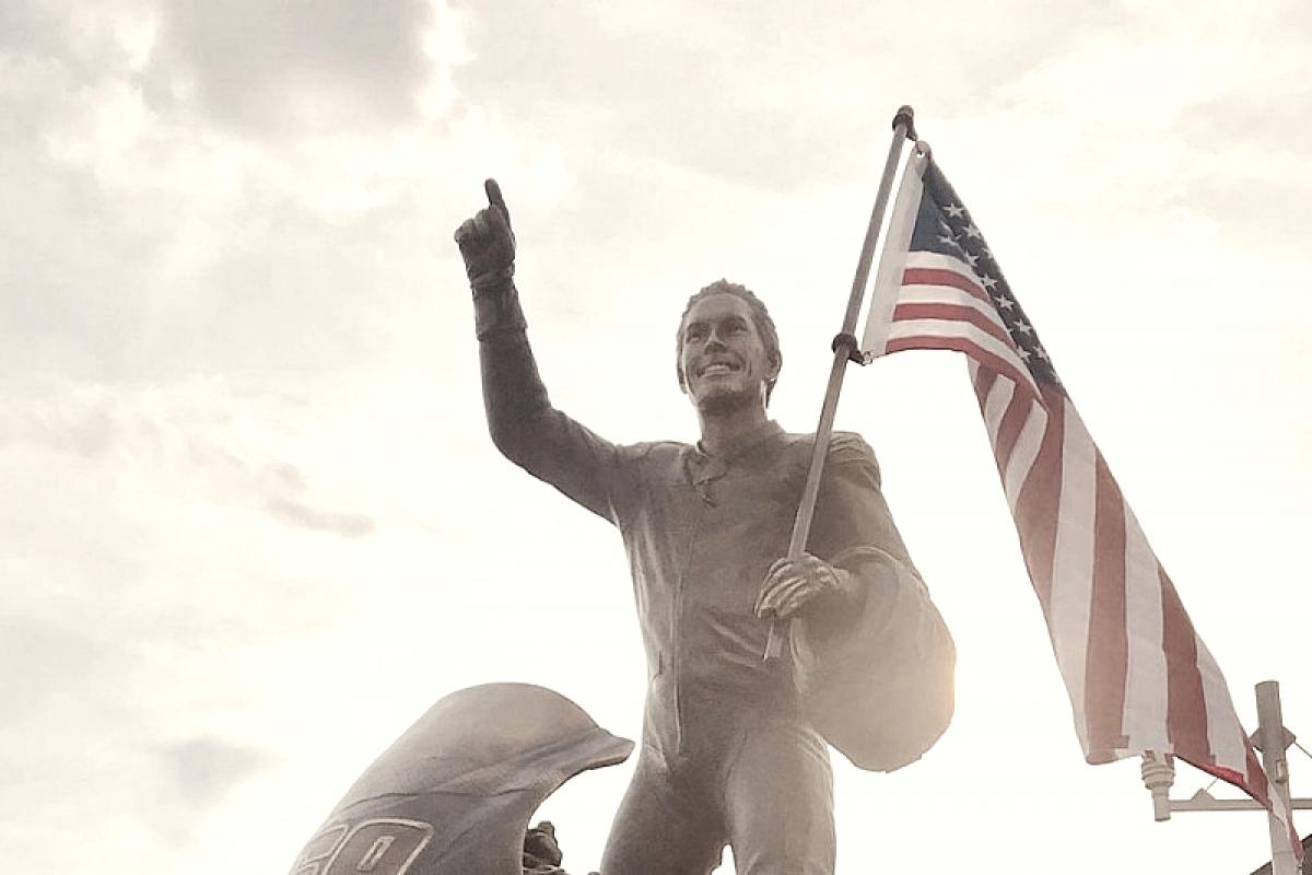 Owensboro homenajea a Nicky Hayden