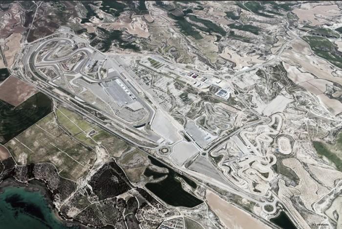 Motorland Aragón y Dorna, juntos hasta 2021
