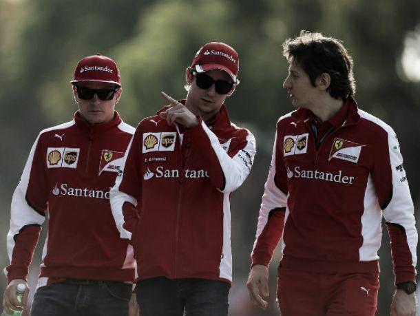 Explica Esteban Gutiérrez las características del Circuito Gilles Villeneuve