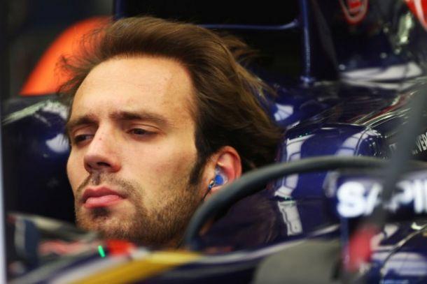 Novos pesos mínimos na F1 2015