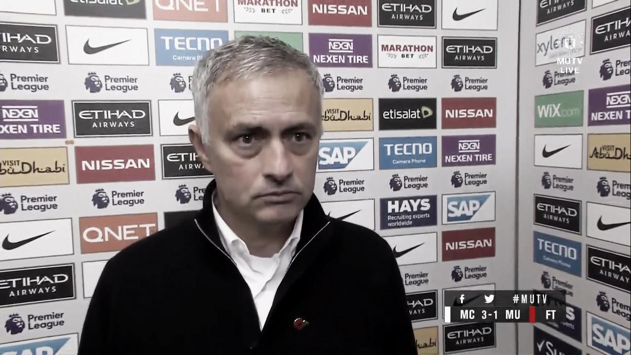 """Mourinho: """"Una cosa es visitar a la Juventus y otra jugar ante el Shakhtar Donetsk en casa"""""""