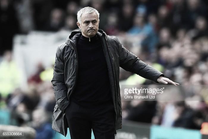 José Mourinho e as críticas aos amigáveis