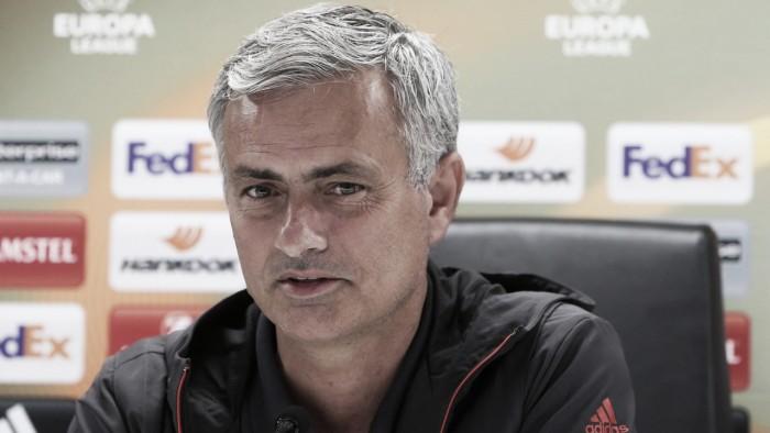 """Manchester United, Mourinho: """"Il Celta Vigo sta bene, per fortuna recuperiamo alcuni giocatori"""""""