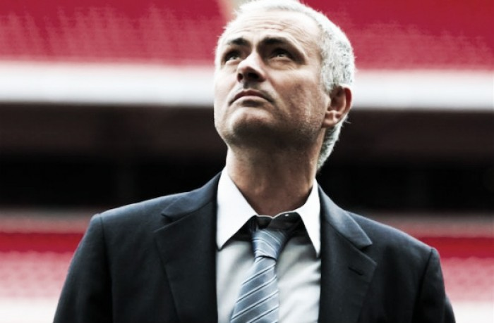'Let's go Champ!' - Mourinho finally primed to take his toughest assignment