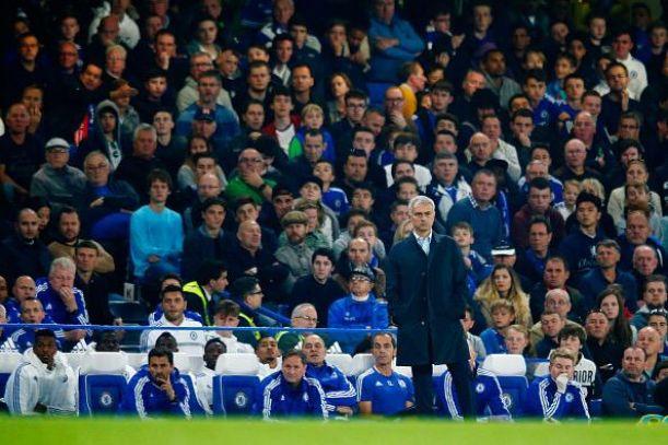 Mourinho: ''Los árbitros tienen miedo de pitar al Chelsea''