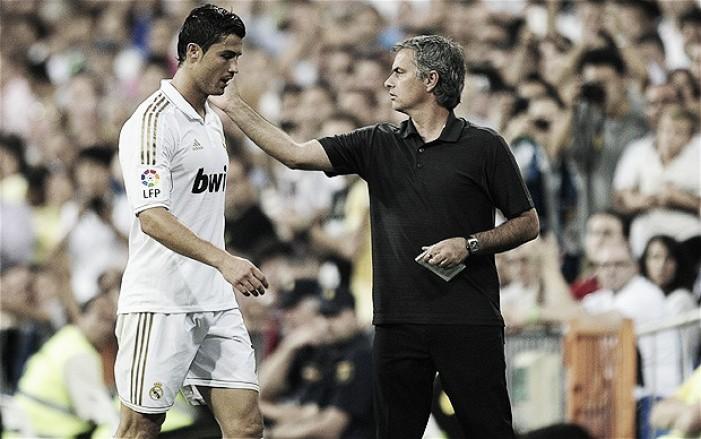 Mourinho critica postura de CR7 na Final do Euro 2016