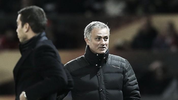 """Mourinho: """"Estoy muy contento con el resultado y con el juego del equipo"""""""