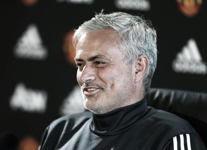 "Mourinho: ""Ciertas noticias son basura"""