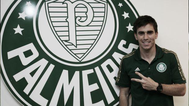 Palmeiras oficializa contratação de Pablo Mouche