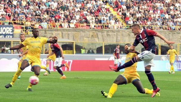 Il Frosinone gioca bene, ma passa il Bologna: 1-0 al Dall'Ara, decide Mounier