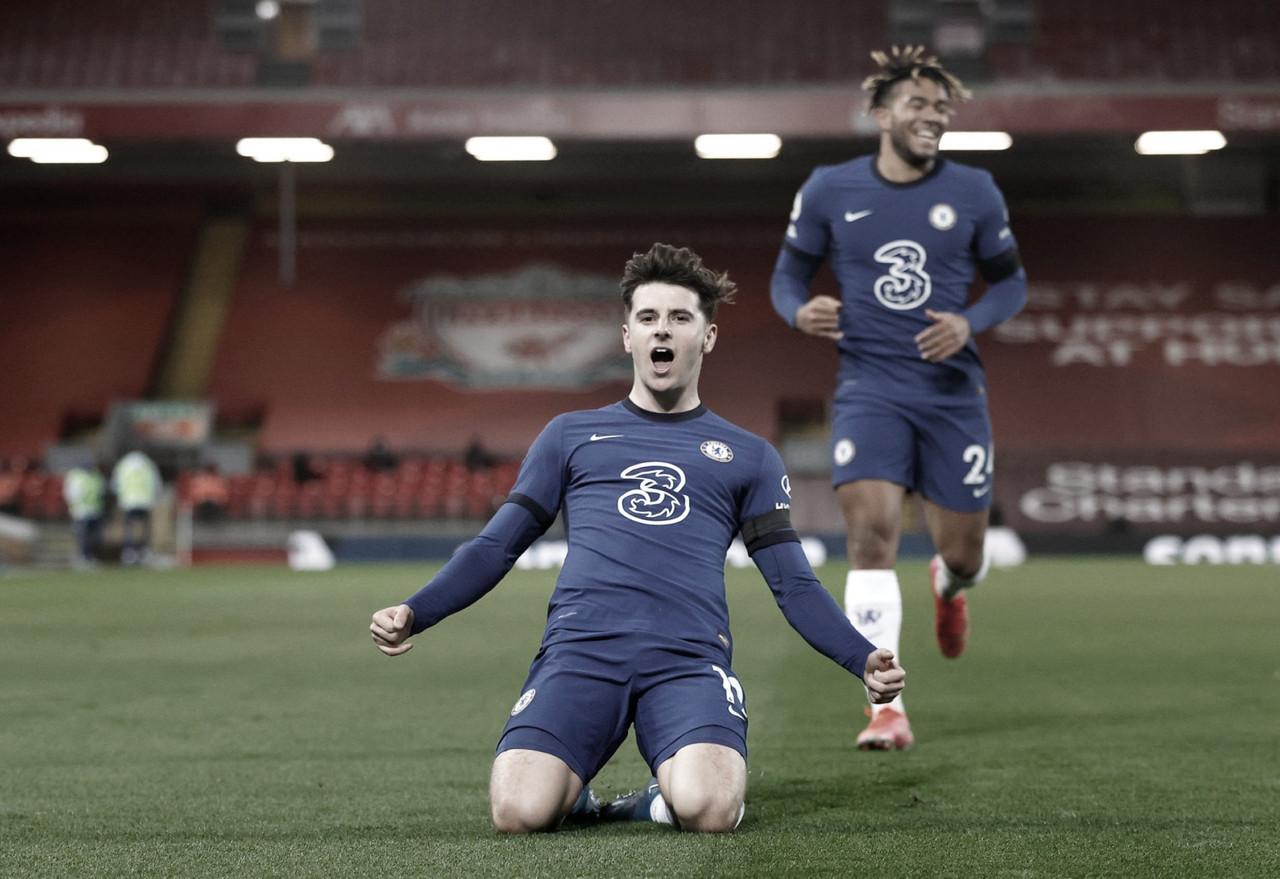 Mount profundiza la crisis del Liverpool en Anfield