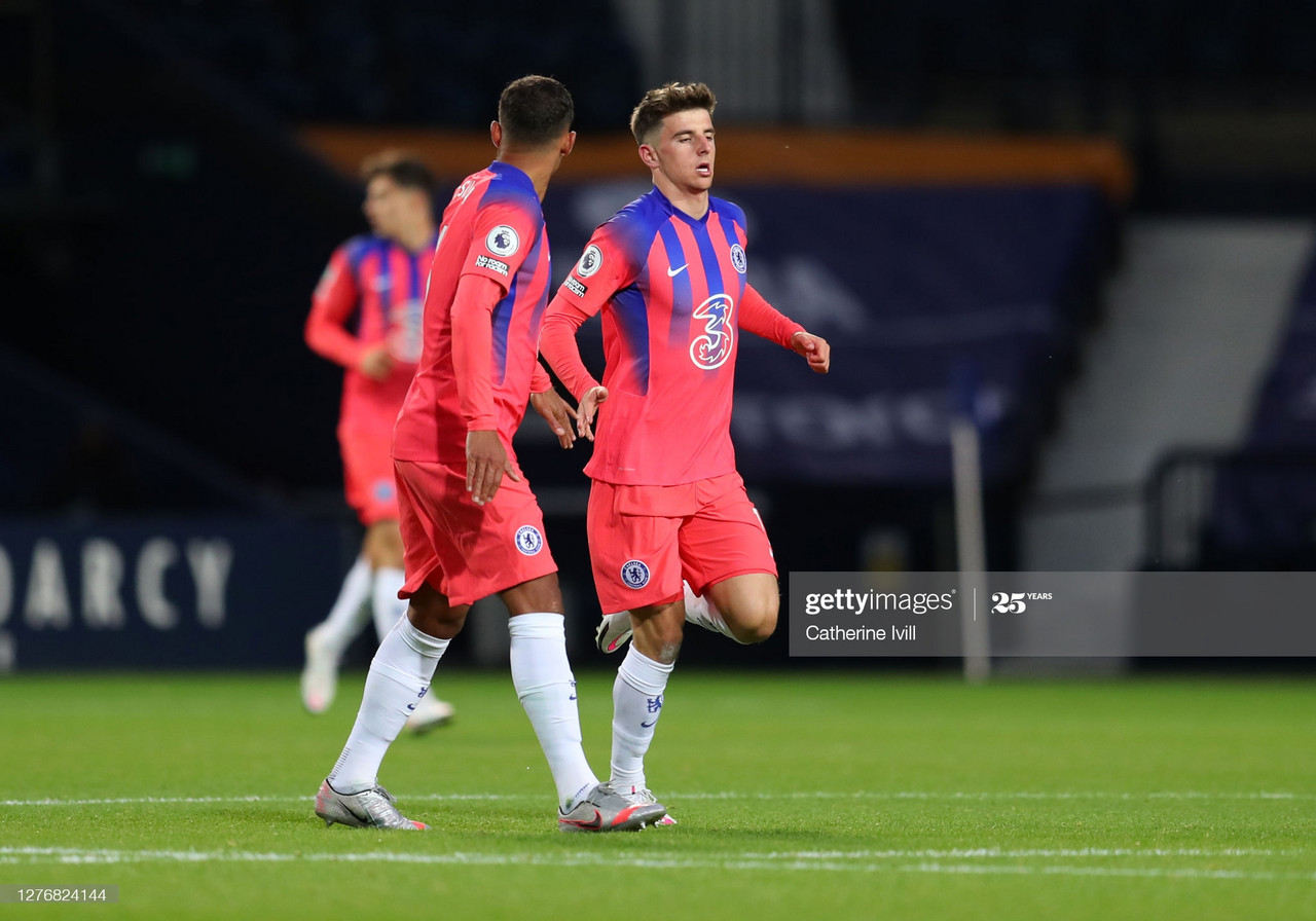 Mason Mount is everything Chelsea need but without injured players Chelsea won't be their best