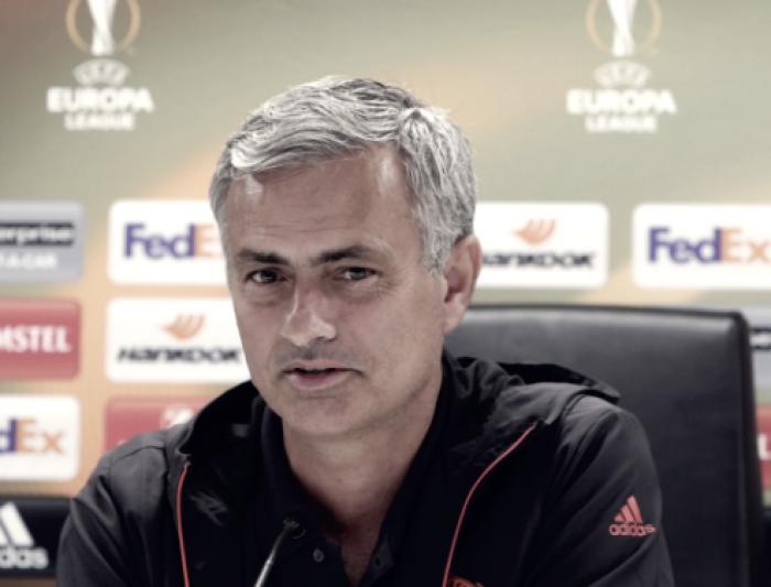 """Champions League - Manchester United, Mourinho: """"Siamo forti e stiamo giocando bene, vogliamo vincere"""""""