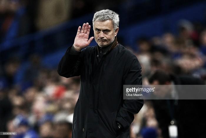 Mourinho em conversações com o Manchester United: com alguns anos de atraso?