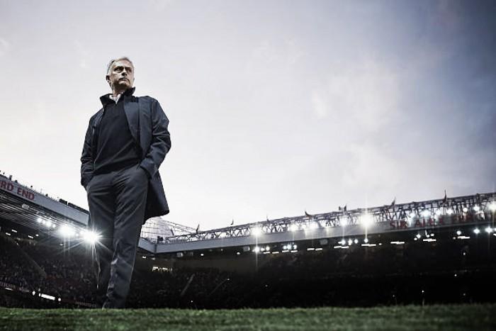 Mourinho pode ganhar sua primeira taça com o Manchester United