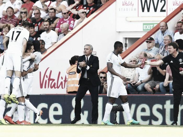 """Mourinho ressalta equilíbrio do United após vitória e avisa: """"É apenas o começo"""""""