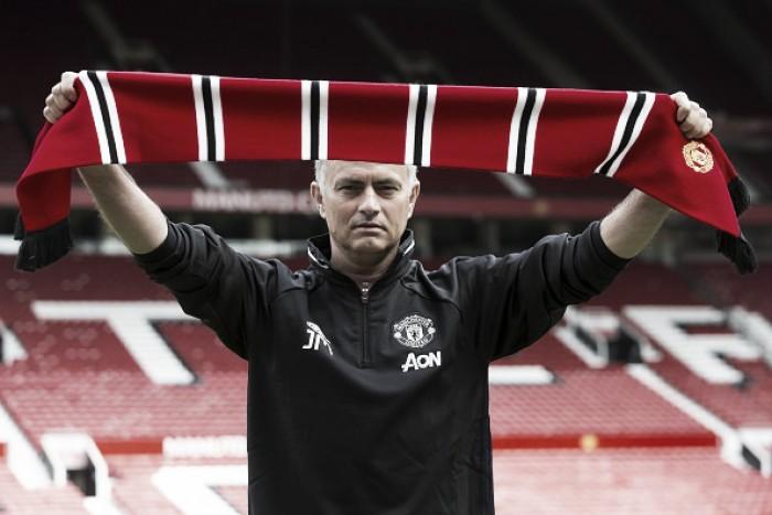 Em entrevista, Mourinho volta a ressaltar grandeza do Manchester United