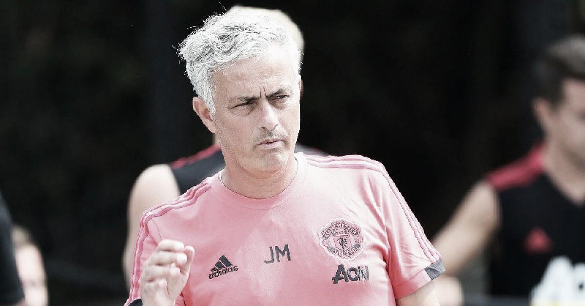 """Mourinho: """"No debemos pensar en nuestras dificultadesdurante lapretemporada, jugaremos para ganar"""""""